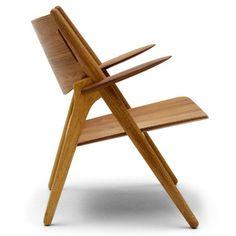 Domesticoshop . Carl Hansen & Son . CH28 Armchair . Hans J. Wegner . Denmark