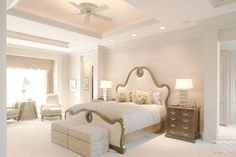 Beautiful light bedroom