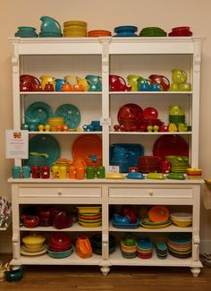 Fiestaware #fiestaware #collection