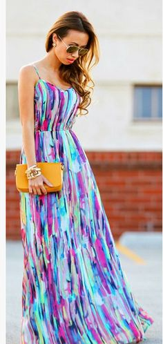 ¡Vestido de verano! COLORES Y MODELOS PARA TODA OCACION