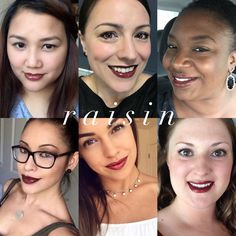 "Raisin #senegence #Lipsense Follow and order on my facebook page - "" Forever Beauty by Elvia"""