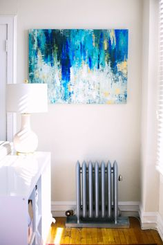 A pop of color in your decor: http://www.stylemepretty.com/living/2017/01/13/step-inside-a-jewelry-designers-chic-san-francisco-pied-e-terre/ Photography: Andrea Posadas - http://www.andreaposadas.com/