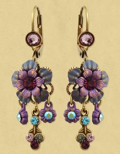 Michal Negrin earrings.