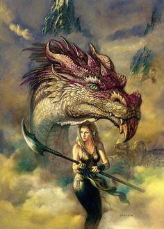 Ciruelo: Arte Dragón 2014. http://bit.ly/1q2hQC9