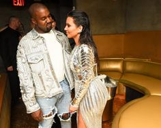 Pin for Later: Kim and Kanye's Met Gala Appearance Proves Opposites Really Do Attract