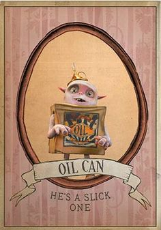 the boxtrolls oil can | Oil Can