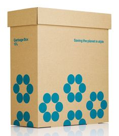 #packaging #box #minimal #design