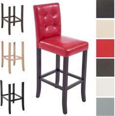 Holz-Barhocker BURDA mit Kunstledersitz, 10 cm dickes Sitzpolster, stabiles Vierfußgestell, Sitzhöhe 81 cm, FARBWAHL Jetzt bestellen unter: https://moebel.ladendirekt.de/kueche-und-esszimmer/bar-moebel/barhocker/?uid=56846fec-469b-5a3e-977a-9a387445012a&utm_source=pinterest&utm_medium=pin&utm_campaign=boards #barhocker #kueche #stehtische #esszimmer #barmoebel