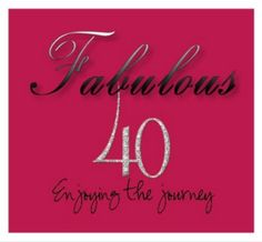 40th Birthday Quotes For Women Sister Happy Wishes