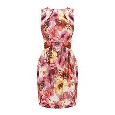 Hermoso vestido, disponible desde hoy en Ripley