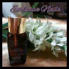 Silk Oil of Morocco Cuticle Oil at Exclusive Nails