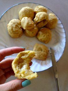 Paleo, gluten free dinner rolls (no almond flour! :))