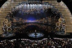 Oscars 2013 stage