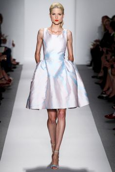 Dennis Basso | Spring 2014 Ready-to-Wear Collection | Style.com