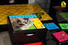 servilleteros, portavasos, individuales y mas! www.facebook.com/demicasa.hogar