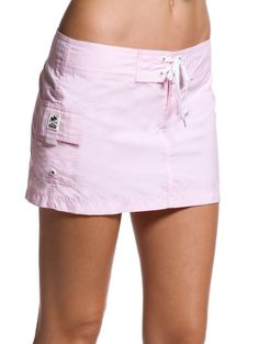 Island Company Board Skirt LOVE!!! (also comes in red with white polka dots.)