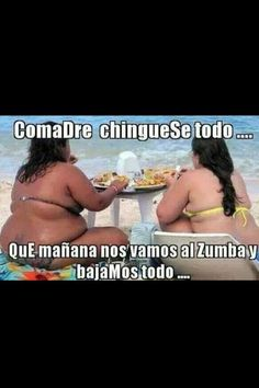 Mexican be like...