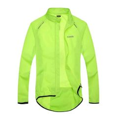 Craft Womens Belle Glow Bike and Cycling Outdoor Sport High Visibility Reflective Windproof and Waterproof Jacket