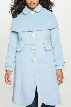 31 Statement Coats (That Aren't Another Black Puffer) via @PureWow