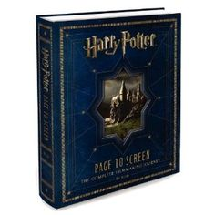 Harry Potter Page to Screen (Hardcover). Harry Potter: Page to Screen opens the doors to Hogwarts castle and the wizarding world of Harry Potter to. Ron Weasley, Luna Lovegood, Voldemort, This Is A Book, The Book, Jarry Potter, Objet Harry Potter, Fans D'harry Potter, David Yates