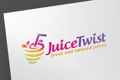 Juice Twist Logo  @creativework247