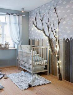 Cute Nursery Room Themes #kidsroomideasunique