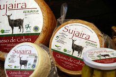 Quesos de cabra ecológicos, en Zuheros (Córdoba) / Organic Goat Cheese, in Zuheros (Córdoba)