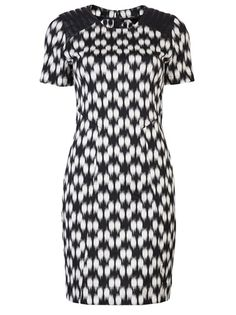 YIGAL AZROUEL Ikat Dress at www.grethenhouse.com or via www.farfetch.com