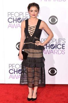 People's Choice Awards 2016 red carpet pictures   Kate Hudson, Claire Danes, Natalie Dormer   Harper's Bazaar
