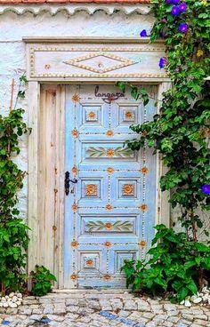 Alaçatı, İzmir, Turkey