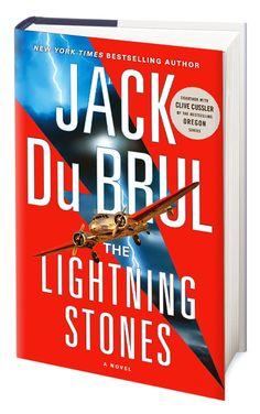 Jack Du Brul - Books Recommended by Liz McN...