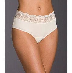 d1baa7846211 olga scoop fit panties | Olga® Secret Hug Half Pants Lace Trim, The Secret