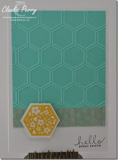 Stampin' Up!, Six Sided Sampler