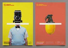 Design Love: AND Film Festival Branding & Identity