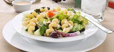 Μακαρονοσαλάτες - Η ΔΙΑΔΡΟΜΗ ® Mozzarella, Pasta Salad, Cobb Salad, Potato Salad, Sushi, Recipies, Ethnic Recipes, Food, Gastronomia