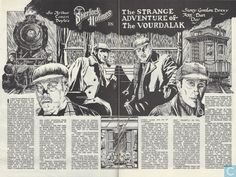 Sherlock Holmes story The strange adventure of the Vourdalak,