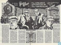 Sherlock Holmes story The strange adventure of the Vourdalak,
