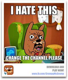 I'm Playing My Grumpy! #MyGrumpy