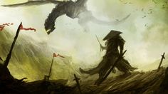 Widescreen Wallpaper: warrior