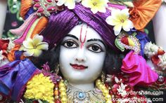 To view Gaurachandra Close Up Wallpaper of ISKCON Chicago in difference sizes visit - http://harekrishnawallpapers.com/sri-gaurachandra-close-up-wallpaper-013/