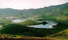 Corvo, Azores - the beautiful crater!