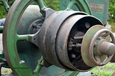 New York Farm Equipment pulley