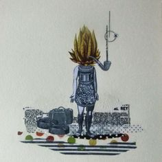 Revista EMPRENDE CULTURA. Arte de Tapa #3. Carolina Chocron: Alcachofada.