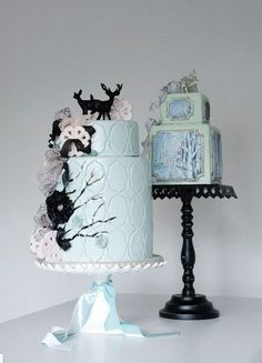 Truly amazing masterpiece wedding cakes