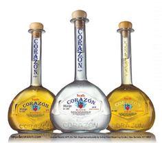 Tequila Corazón de Agave Reposado