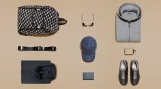 Travel accessories and clothing for modern men | Zegna Essentials
