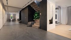 Kleo - zdjęcie 9 4 Bedroom House Designs, Construction, House Plans, Exterior, Furniture, Home Decor, Garden, Modern Townhouse, Home Architecture