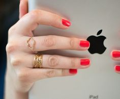 I adore these rings :)
