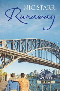 Runaway by Nic Starr gay romance Romance Authors, Romance Books, Thing 1, Book Trailers, Latest Books, What To Read, Running Away, Literature, Fiction
