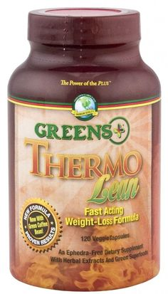 Greens  - Thermo Lean, $24.95 (http://www.greensplus.com/thermo-lean/?faceted_search=0/)